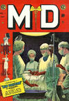 Cover for M.D. (EC, 1955 series) #1