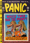 Cover for Panic (EC, 1954 series) #4