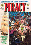Cover for Piracy (EC, 1954 series) #1