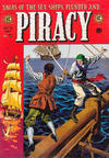 Cover for Piracy (EC, 1954 series) #4