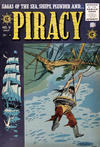 Cover for Piracy (EC, 1954 series) #5