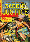 Cover for Saddle Justice (EC, 1948 series) #8