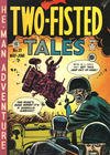 Cover for Two-Fisted Tales (EC, 1950 series) #21
