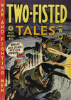 Cover for Two-Fisted Tales (EC, 1950 series) #24