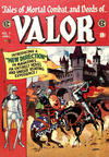 Cover for Valor (EC, 1955 series) #1