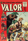 Cover for Valor (EC, 1955 series) #5