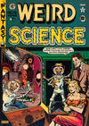 Cover for Weird Science (EC, 1950 series) #15
