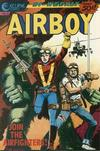 Cover for Airboy (Eclipse, 1986 series) #4