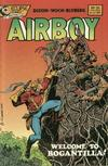 Cover for Airboy (Eclipse, 1986 series) #35