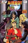 Cover for Airboy versus the Airmaidens (Eclipse, 1988 series) #1