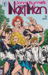 Cover Thumbnail for John Byrne's Next Men (Dark Horse, 1992 series) #0