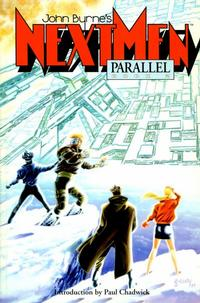 Cover Thumbnail for John Byrne's Next Men (Dark Horse, 1993 series) #2