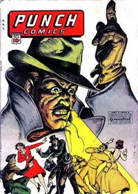 Cover Thumbnail for Punch Comics (Chesler / Dynamic, 1941 series) #10
