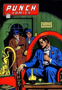 Cover Thumbnail for Punch Comics (Chesler / Dynamic, 1941 series) #14