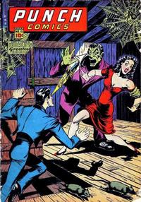 Cover for Punch Comics (Chesler / Dynamic, 1941 series) #15