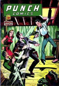 Cover Thumbnail for Punch Comics (Chesler / Dynamic, 1941 series) #18