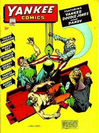 Cover Thumbnail for Yankee Comics (Chesler / Dynamic, 1941 series) #3