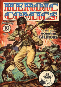 Cover Thumbnail for Heroic Comics (Eastern Color, 1943 series) #22
