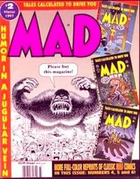Cover Thumbnail for Tales Calculated to Drive You Mad (EC, 1997 series) #2