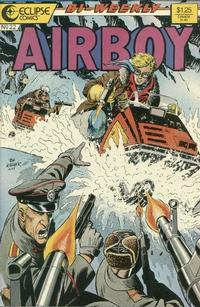 Cover for Airboy (1986 series) #22