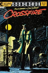 Cover for Crossfire (1984 series) #18