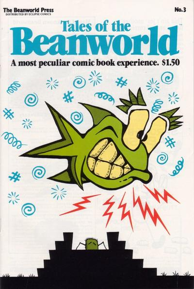 Cover for Tales of the Beanworld (Beanworld Press, 1985 series) #3