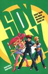 Cover for SpyBoy (Dark Horse, 2001 series) #[4] - Undercover, Underwear!