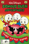 Cover for Walt Disney's Donald Duck Adventures (Gladstone, 1993 series) #37
