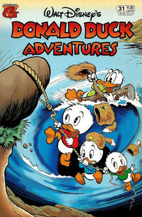 Cover Thumbnail for Walt Disney's Donald Duck Adventures (Gladstone, 1993 series) #31