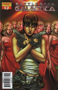 Cover Thumbnail for Battlestar Galactica (Dynamite Entertainment, 2006 series) #9