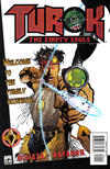 Cover for Turok: The Empty Souls (Acclaim / Valiant, 1997 series) #1 [Regular Cover]