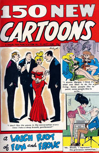 Cover Thumbnail for 150 New Cartoons (Charlton, 1962 series) #18