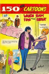 Cover Thumbnail for 150 New Cartoons (Charlton, 1962 series) #52