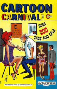 Cover Thumbnail for Cartoon Carnival (Charlton, 1962 series) #55