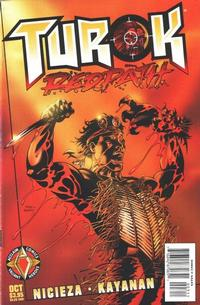 Cover Thumbnail for Turok Redpath (Acclaim, 1997 series) #1