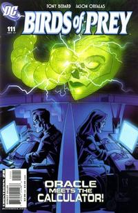 Cover Thumbnail for Birds of Prey (DC, 1999 series) #111