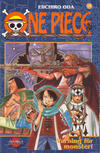Cover for One Piece (Bonnier Carlsen, 2003 series) #19
