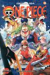 Cover for One Piece (Bonnier Carlsen, 2003 series) #38