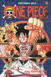 Cover for One Piece (Bonnier Carlsen, 2003 series) #45