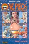 Cover for One Piece (Carlsen Comics [DE], 2001 series) #13