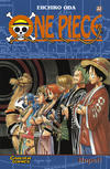 Cover for One Piece (Carlsen Comics [DE], 2001 series) #22