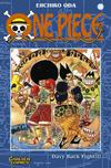 Cover for One Piece (Carlsen Comics [DE], 2001 series) #33