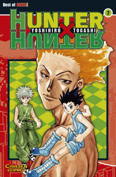 Cover for Hunter X Hunter (1998 series) #7