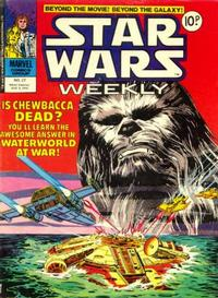 Cover Thumbnail for Star Wars Weekly (Marvel UK, 1978 series) #27