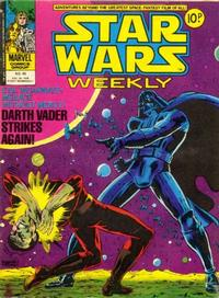 Cover Thumbnail for Star Wars Weekly (Marvel UK, 1978 series) #46