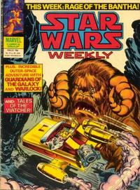 Cover for Star Wars Weekly (Marvel UK, 1978 series) #74