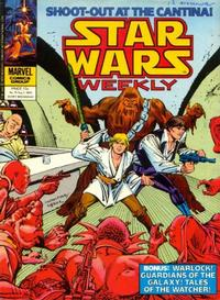 Cover Thumbnail for Star Wars Weekly (Marvel UK, 1978 series) #75