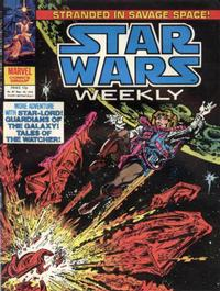 Cover for Star Wars Weekly (Marvel UK, 1978 series) #83
