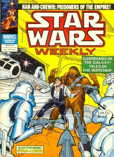Cover for Star Wars Weekly (1978 series) #88