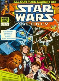 Cover Thumbnail for Star Wars Weekly (Marvel UK, 1978 series) #91